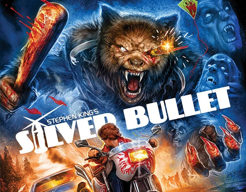Silver Bullet Collector's Edition Blu-ray