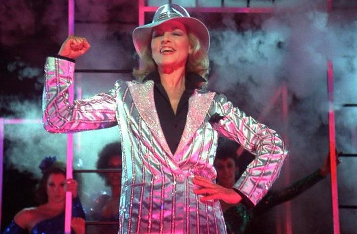 Lauren Bacall in 'The Fan'