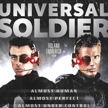Universal Soldier 4K HD