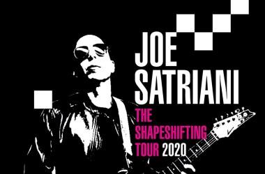 Joe Satriani - The Shape Shifting Tour