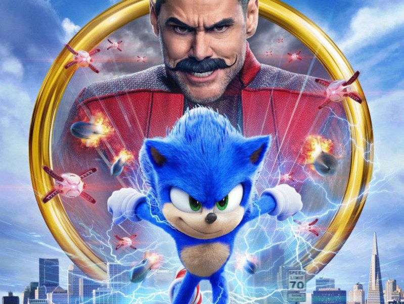 New Trailer And Poster Showcases Redesigned Look Of Sonic The Hedgehog Icon Vs Icon