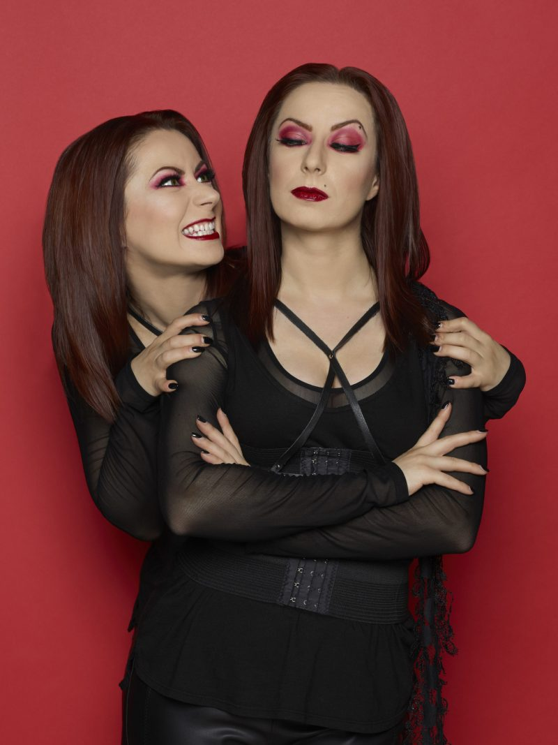 Jen and Sylvia Soska - The Twisted Twins