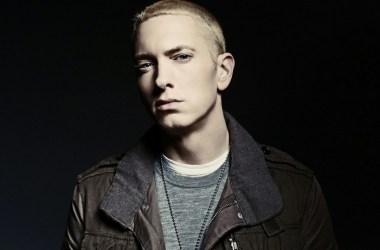 Eminem aka Marshall Mathers