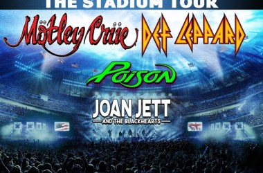 The Stadium Tour: Motley Crue, Def Leppard and Poison