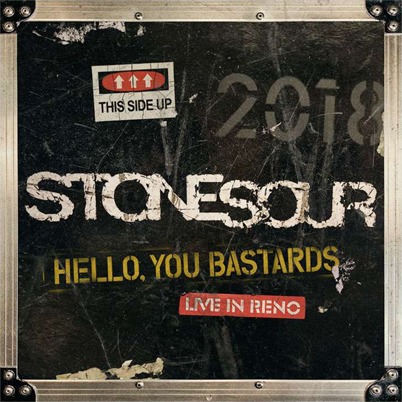 Stone Sour - 'Hello, You Bastards: Live In Reno""