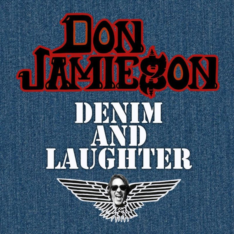 Don Jamieson - 'Denim and Laughter'