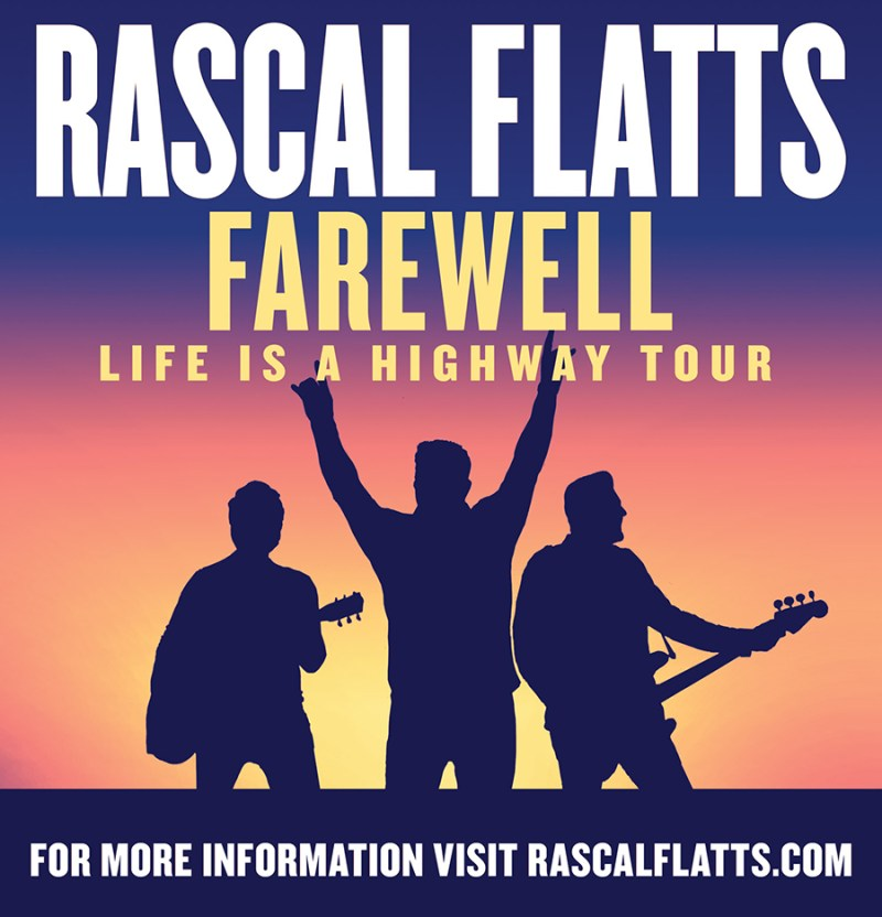Rascal Flatts Farewell Tour
