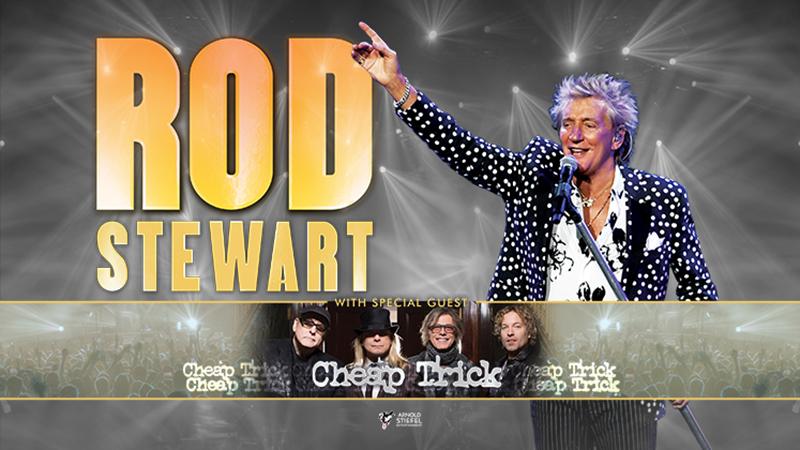 Rod Stewart 2020 North American Tour