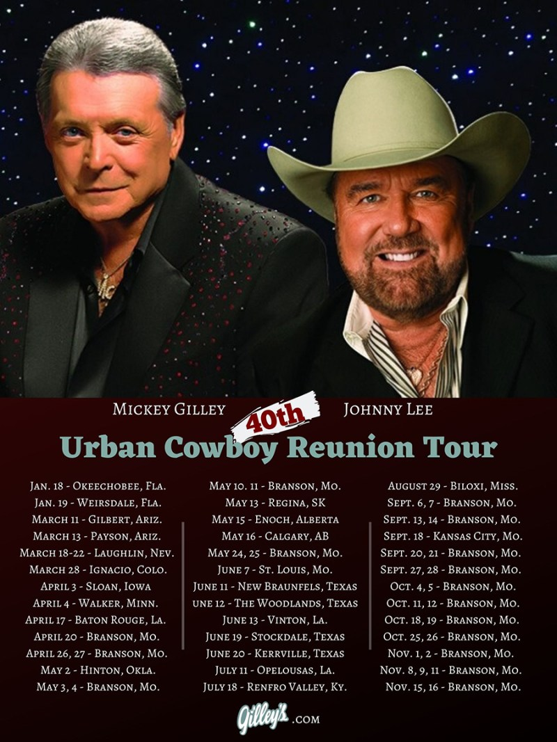 Urban Cowboy Reunion Tour