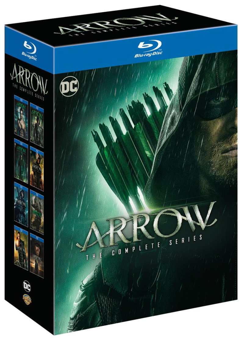 Arrow: The Complete Series