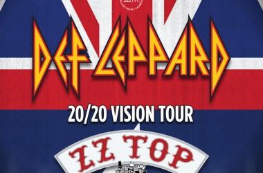 Def Leppard 20/20 Vision Tour