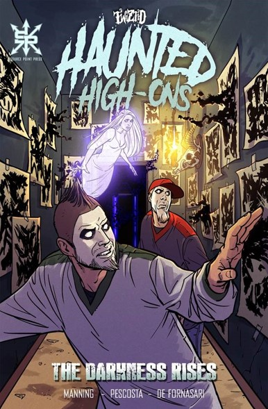 Twiztid Haunted High-Ons Animated Series
