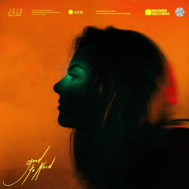 Jojo - Good To Know album