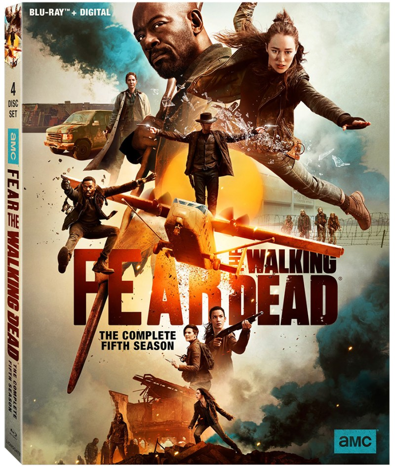 "Fear the Walking Dead"": Season 5"