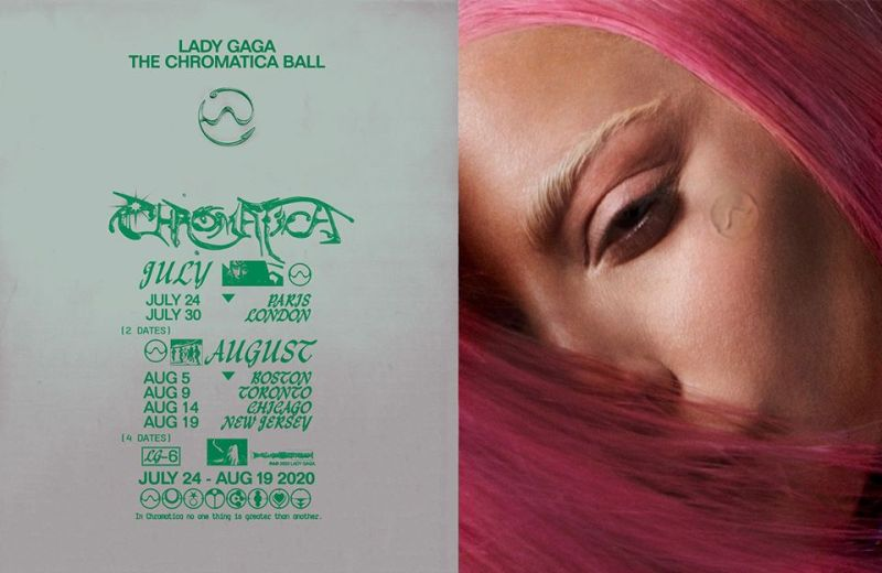 The Chromatica Ball Tour - Lady Gaga