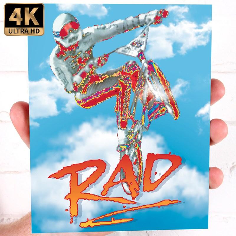 RAD Blu-ray 2020