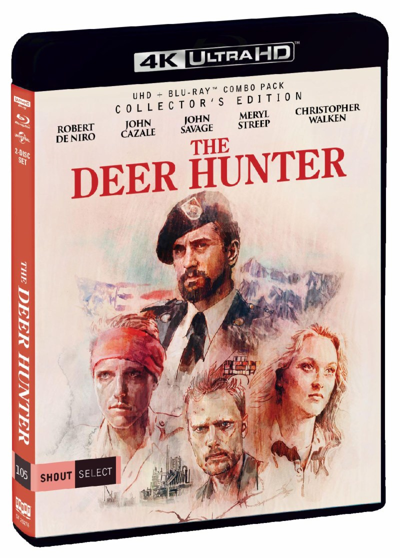 The Deer Hunter - 4K UHD  Collector's Edition