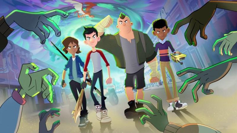 Last Kids On Earth Season 2