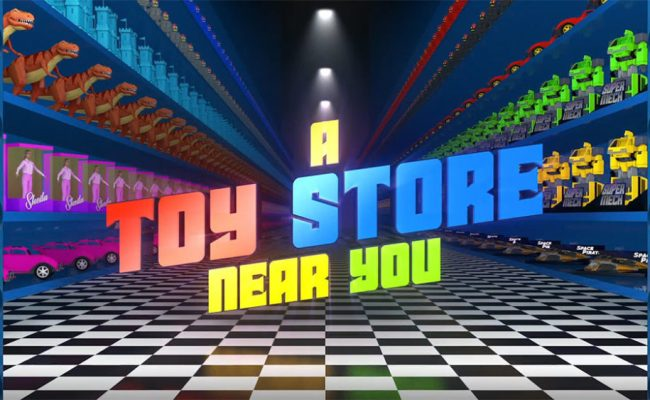 A Toy Store Near You The Nacelle Company The Toys That