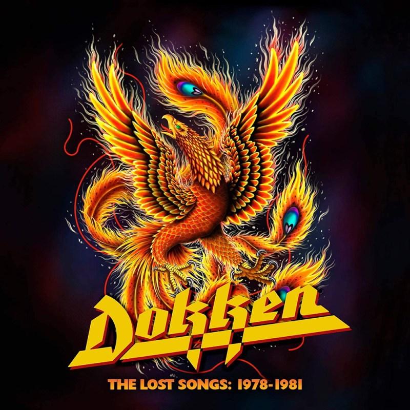 Dokken's The Lost Songs: 1978-1981