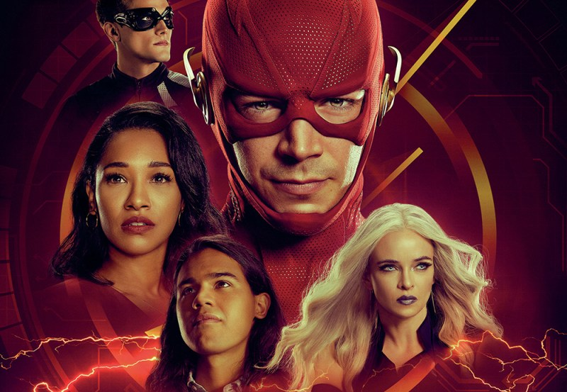 The Flash: The Complete Sixth Season Blu-ray