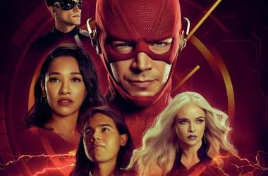 The Flash: The Complete Sixth Season Blu-ray