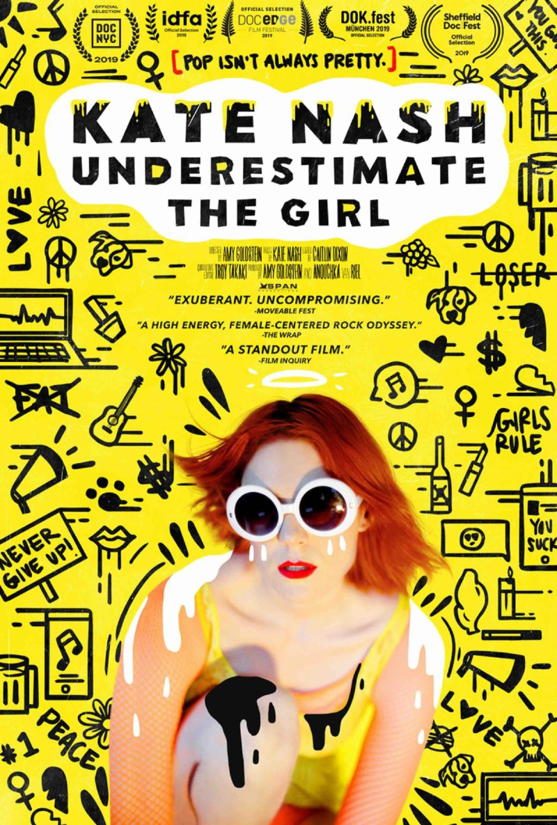 Kate Nash Underestimate The Girl
