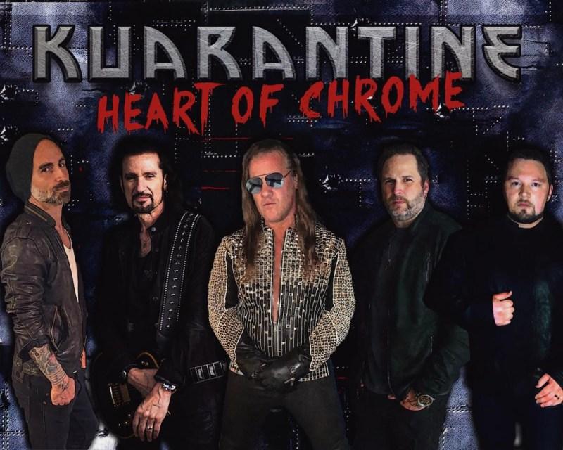 Kuarantine featuring Chris Jericho