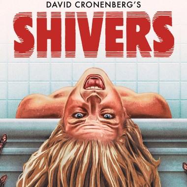 David Cronenberg's Shovers on Blu-ray