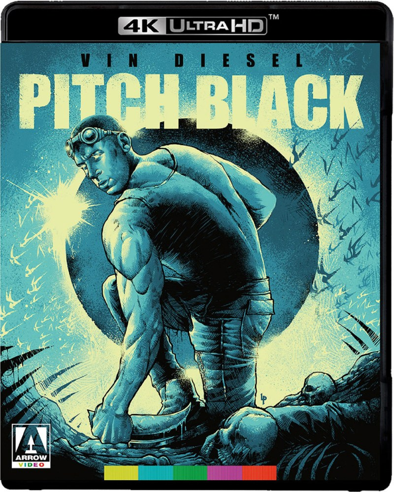 Pitch Black - 4KHD Blu-ray from Arrow Video