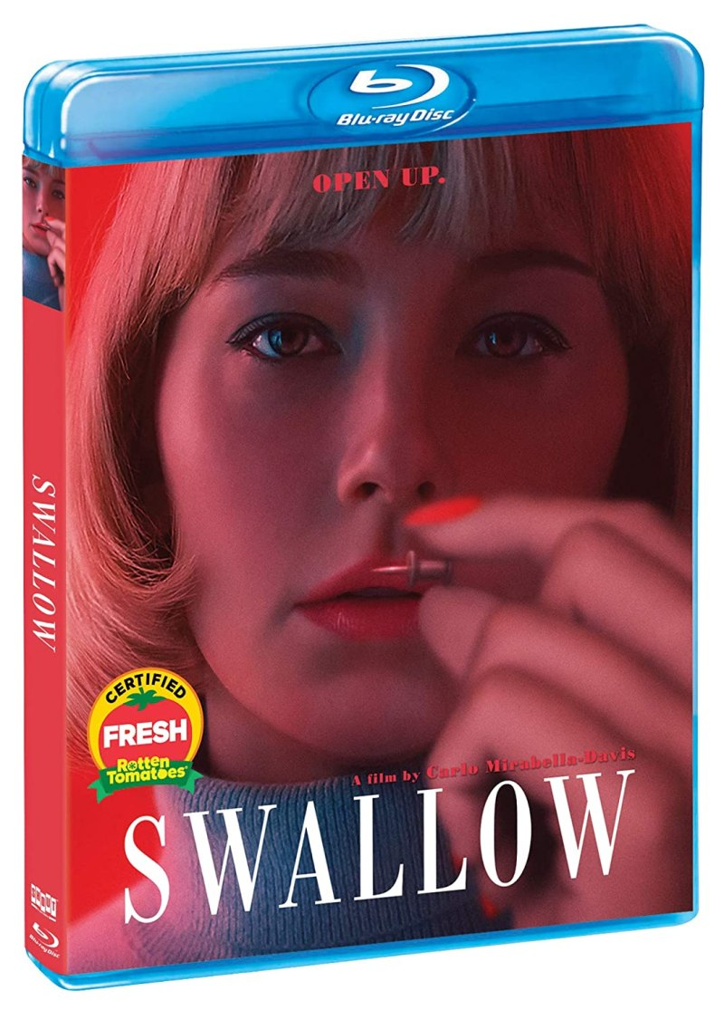 Swallow - Blu-ray 2020