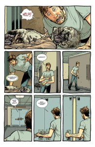 The Walking Dead Comics in color