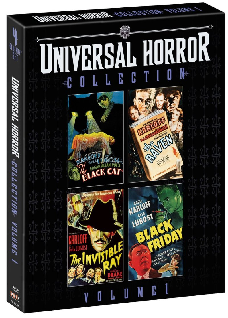 Universal Horror Collection Vol. 6
