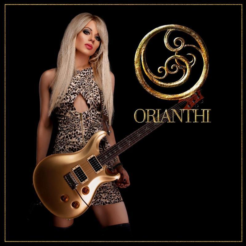 """Orianthi """"O"""" Album"""