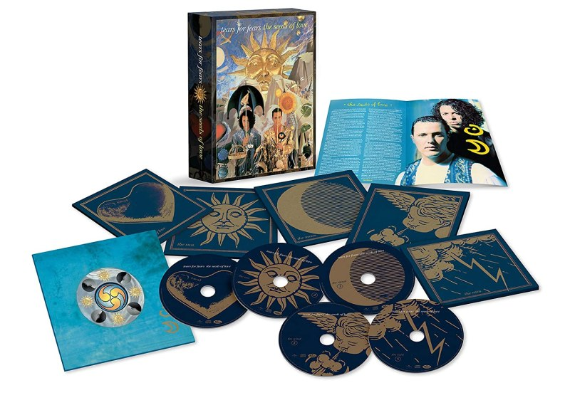 Tears For Fears - Seeds of Love Super Deluxe Box Set