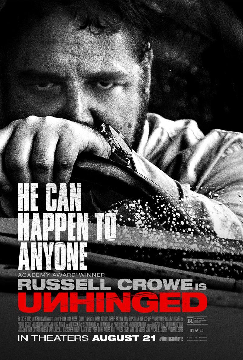 Unhinged - Russell Crowe