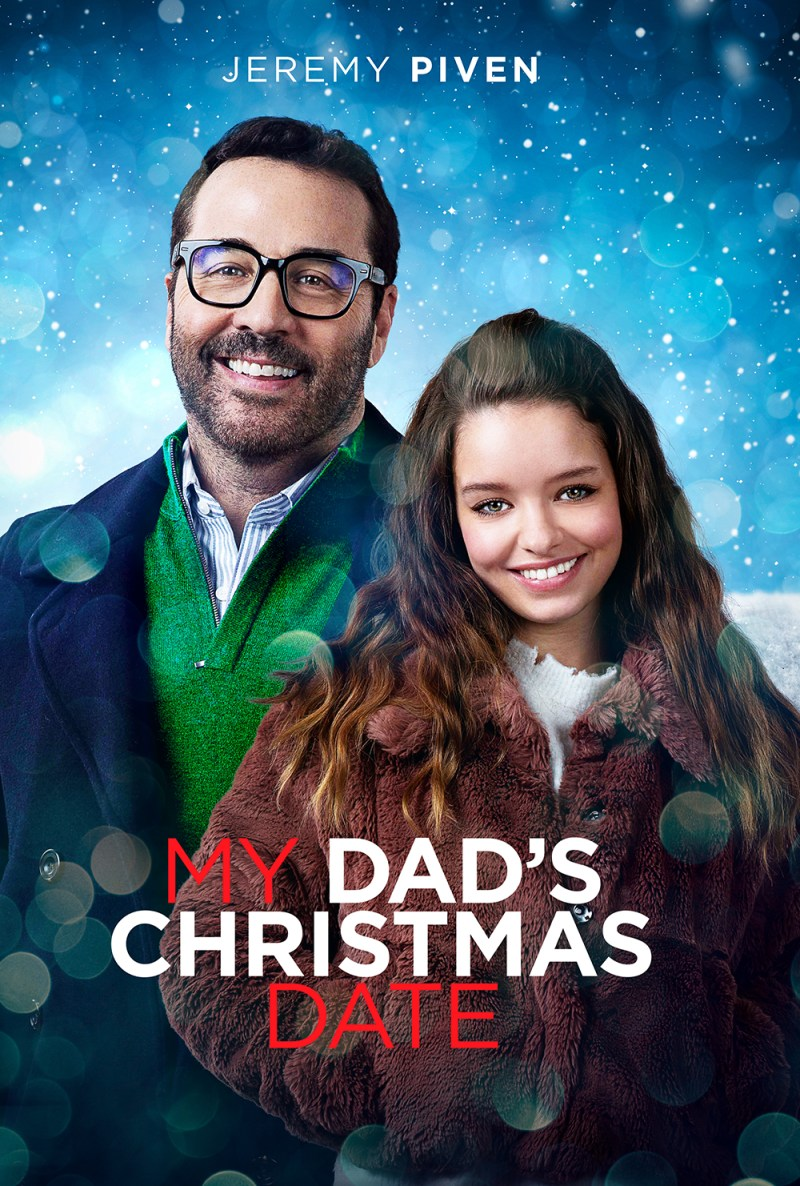 My Dad's Christmas Date starring Jeremy Piven