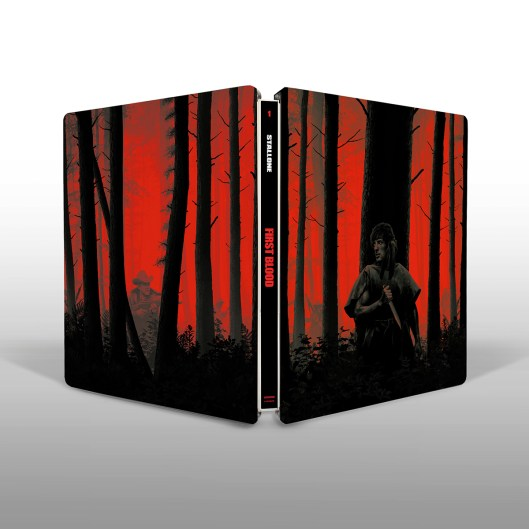 Rambo - The Complete SteelBook Collection - 4KUHD