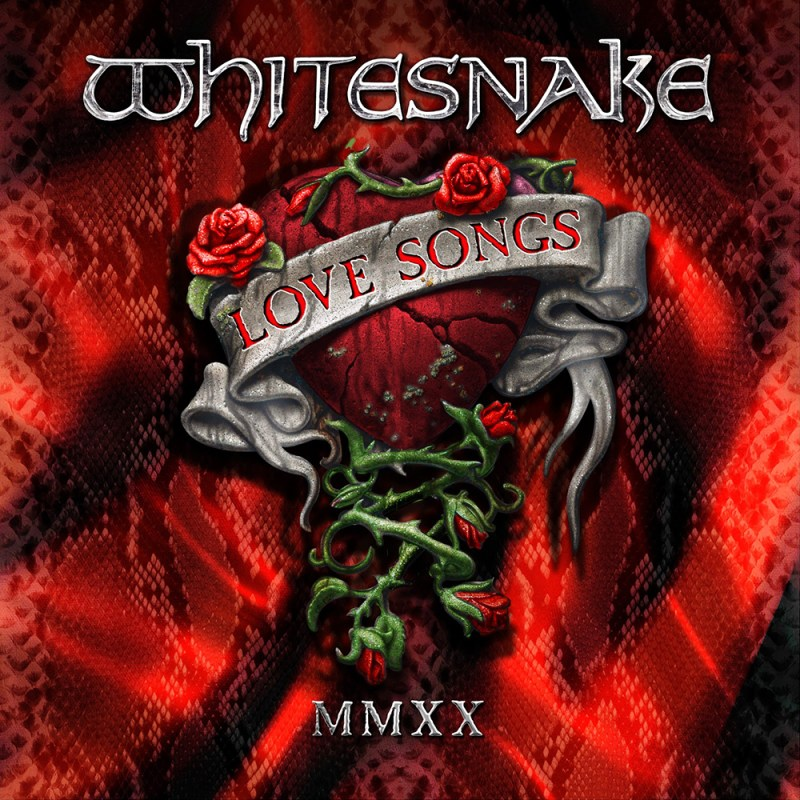 Whitesnake 'Love Songs' Album 2020