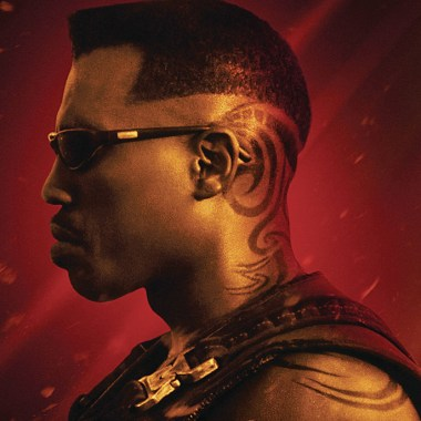 Blade on 4K UHD Blu-ray