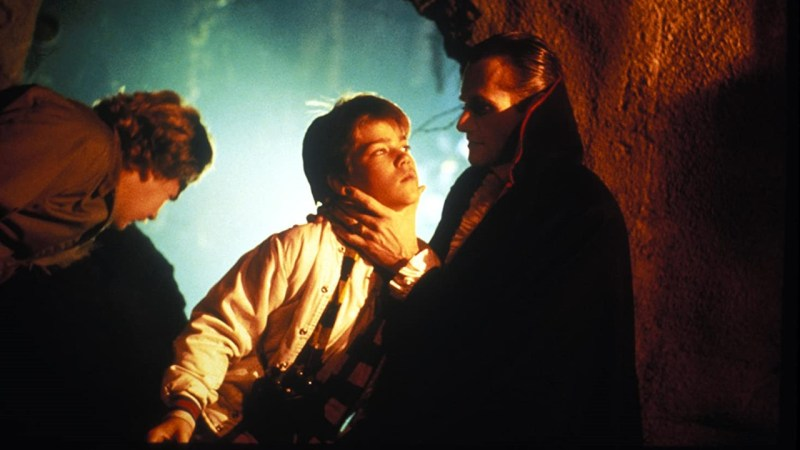 Andre Gower Meets Dracula in The Monster Squad