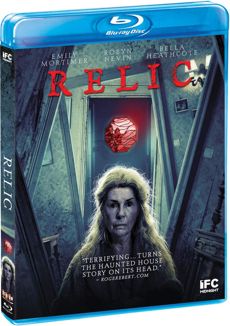 Relic (2020) on Blu-ray