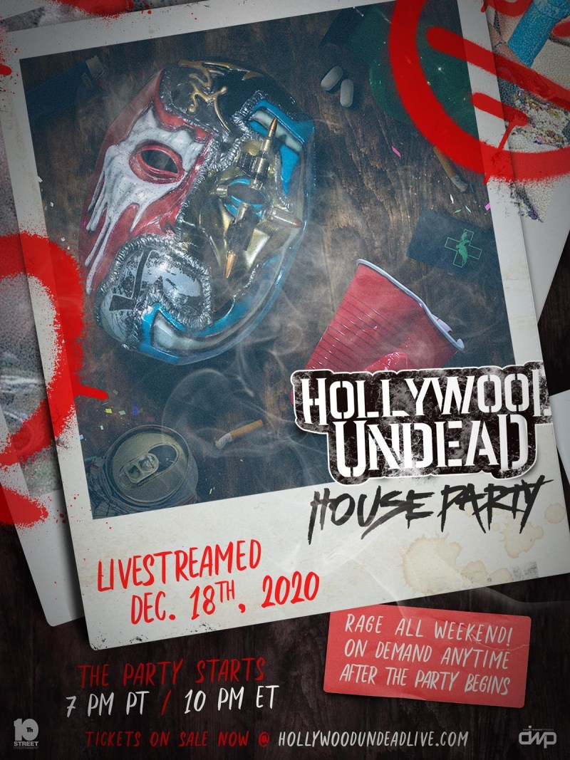 The Hollywood Undead House Party