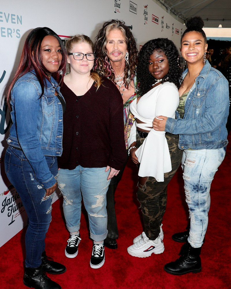 Steven Tyler's Janie's Fund and Youth Villages Launch LifeSet Program