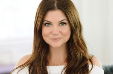 Tiffani Thiessen of MTV's Deliciousness