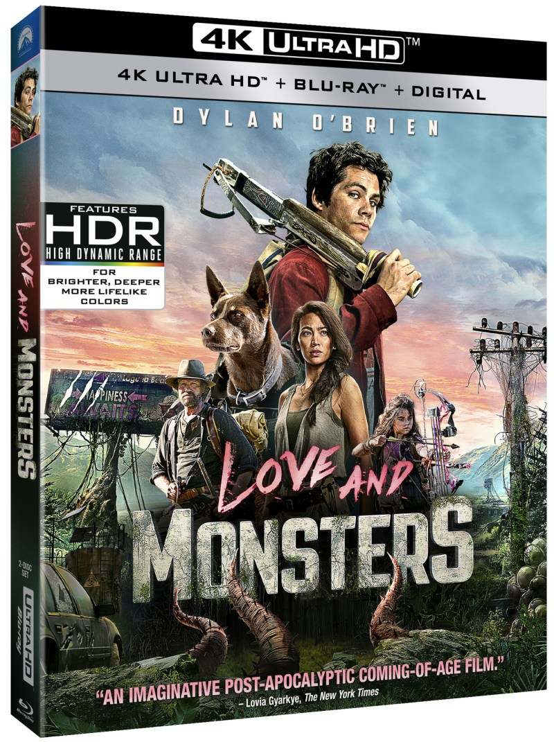 Love and Monster (2020)