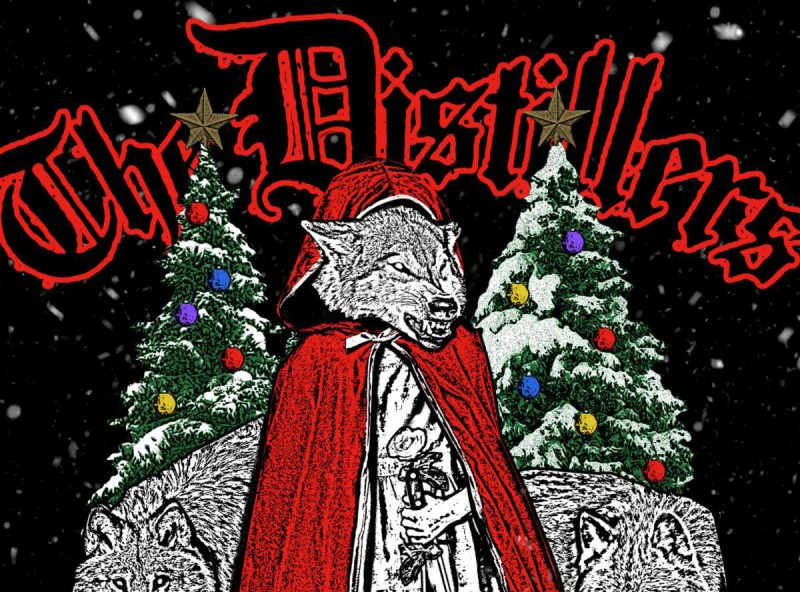 The Distillers A Very Special Holiday Special, Baby It's Covid Outside Streaming Event