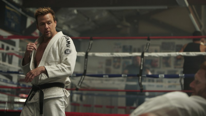 Sean Patrick Flanery brings his passion for Jujitsu to the screen in 'Born A Champion.'