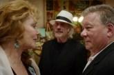 William Shatner, Jean Smart, Christopher Lloyd in 'Senior Moment'