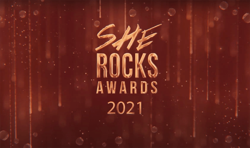 She Rocks Awards 2021